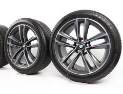 BMW Summer Wheels 6 Series G32 7 Series G11 G12 19 Inch Styling 630 Doppelspeiche