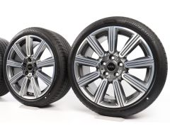 MINI Velgen met Winterbanden F54 Clubman 18 Inch Styling Multiray Spoke 591