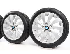 BMW Winter Wheels 1 Series F20 F21 2 Series F22 F23 17 Inch Styling 381 Turbinenstyling