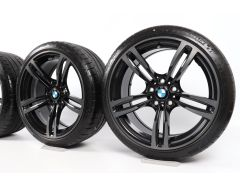 BMW Summer Wheels M3 F80 M4 F82 F83 19 Inch Styling 437 M Double-Spoke