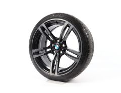 BMW Summer Wheels M2 F87 19 Inch Styling 437 M Doppelspeiche
