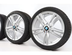 BMW Winter Wheels 1 Series F20 F21 2 Series F22 F23 18 Inch Styling 386 M Sternspeiche