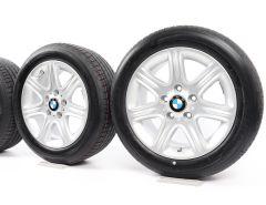 BMW Velgen met Zomerbanden 1 Serie F20 F21 2 Serie F22 F23 16 Inch Styling 377 Sterspaak