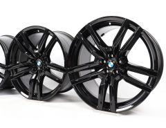 BMW Velgen X5M F95 X6M F96 21 Inch Styling 808 M Doppelspeiche