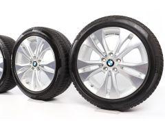 BMW Winter Wheels X1 F48 X2 F39 18 Inch Styling 567 Doppelspeiche