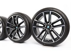 BMW Summer Wheels 3 Series G20 G21 19 Inch Styling 783 M Y-Speiche