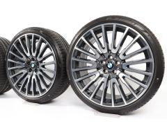 BMW Summer Wheels 6 Series G32 7 Series G11 G12 21 Inch Styling 629 Vielspeiche