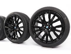 BMW Winter Wheels 6 Series G32 7 Series G11 G12 20 Inch Styling 817 M Sternspeiche