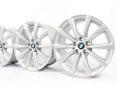BMW Alufelgen 5er G30 G31 8er G14 G15 G16 18 Zoll Styling 642