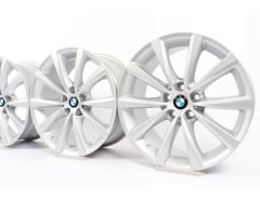 BMW Alloy Rims 6 Series G32 7 Series G11 G12 18 Inch Styling 642