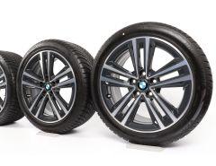 BMW Winter Wheels 1 Series F40 2 Series F44 17 Inch Styling 548 Doppelspeiche