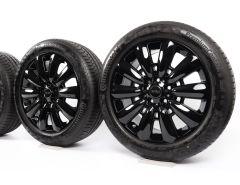 MINI Summer Wheels F60 Countryman 18 Inch Styling Pin Spoke 533