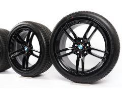BMW Winter Wheels M4 F82 F83 M3 F80 19 Inch Styling 641 M Doppelspeiche