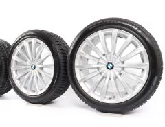 BMW Velgen met Winterbanden 6 Serie G32 7 Serie G11 G12 19 Inch Styling 620 Multi-spaak
