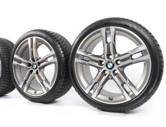 BMW Winter Wheels 1 Series F40 2 Series F44 18 Inch Styling 556 M Doppelspeiche