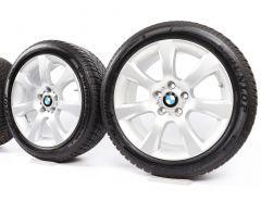 BMW Velgen met Winterbanden 5 Serie F10 F11 6 Serie F06 F12 F13 18 Inch Styling 330 Sterspaak