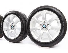 BMW Winter Wheels 5 Series F10 F11 6 Series F06 F12 F13 18 Inch Styling 330 Sternspeiche