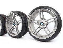 BMW Winterkompletträder Z4 E89 19 Zoll Styling 313 M Doppelspeiche