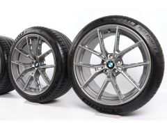 BMW Summer Wheels M5 F90 M8 F91 F92 20 Inch Styling 863 M Y-Speiche