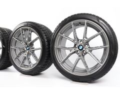 BMW Winter Wheels M5 F90 M8 F91 F92 20 Inch Styling 863 M Y-Speiche
