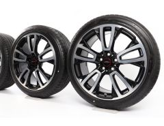 MINI Summer Wheels F60 Countryman 19 Inch Styling JCW Circuit Spoke 592