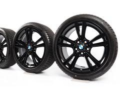 BMW Winter Wheels 1 Series F20 F21 2 Series F22 F23 18 Inch Styling 385 Doppelspeiche