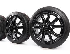 MINI Winter Wheels F55 F56 F57 17 Inch Styling JCW Race Spoke 498