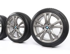 BMW Winter Wheels 2 Series F45 F46 18 Inch Styling 484 Doppelspeiche
