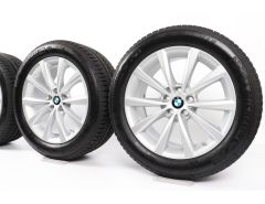 BMW Winter Wheels 6 Series G32 7 Series G11 G12 18 Inch Styling 642 V-Speiche