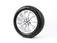 BMW Winterkompletträder 6er G32 7er G11 G12 8er G14 G15 18 Zoll Styling 642 V-Speiche