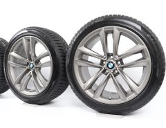 BMW Winter Wheels 6 Series G32 7 Series G11 G12 19 Inch Styling 630 Doppelspeiche