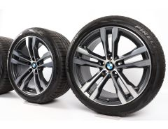BMW Winter Wheels X5 F15 X6 F16 20 Inch Styling 468 M Double-Spoke