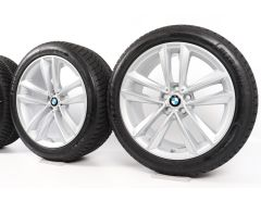 BMW Winter Wheels 6 Series G32 7 Series G11 G12 19 Inch Styling 630 Double-Spoke