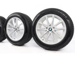 BMW Winter Wheels 5 Series G30 G31 17 Inch Styling 618 V-Spoke