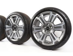 MINI Summer Wheels F60 Countryman 19 Inch Styling Turnstile Spoke 558