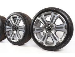 MINI Summer Wheels F60 Countryman 19 Inch Styling Turnstile Spoke 558