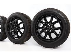 MINI Winter Wheels F54 Clubman 16 Inch Styling Loop Spoke 494