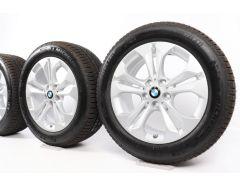 BMW Velgen met Winterbanden X1 F48 X2 F39 17 Inch Styling 564 Doppelspeiche