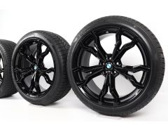 BMW Winter Wheels X3M F97 X4M F98 21 Inch Styling 765 M V-Speiche