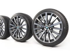 BMW Winter Wheels 1 Series F40 2 Series F44 18 Inch Styling 488 Multi-Spoke