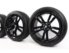 BMW Winter Wheels 6 Series G32 7 Series G11 G12 20 Inch Styling 686 Double-Spoke