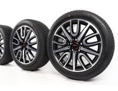 MINI Winter Wheels F60 Countryman 18 Inch Styling JCW Thrill Spoke 529