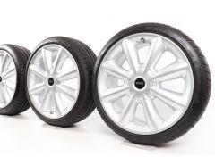 MINI Summer Wheels F55 F56 F57 18 Inch Styling Cone Spoke 507