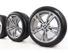 BMW Winter Wheels Z4 G29 18 Inch Styling 798 M Doppelspeiche