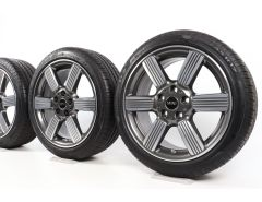 MINI Velgen met Winterbanden F55 F56 F57 17 Inch Styling 60 Years Spoke 525