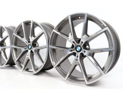 BMW Alloy Rims 8 Series G14 G15 G16 20 Inch Styling 728 Y-Speiche