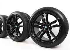 BMW Winterkompletträder Z4 G29 19 Zoll Styling 799 M Doppelspeiche