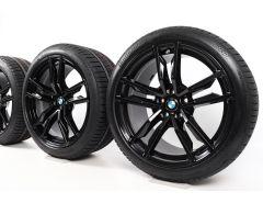 BMW Winter Wheels Z4 G29 19 Inch Styling 799 M Doppelspeiche