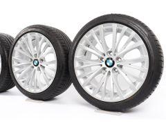 BMW Sommerkompletträder Z4 E89 18 Zoll Styling 293 Vielspeiche