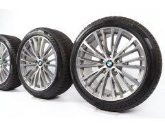 BMW Summer Wheels 3 Series G20 G21 4 Series G22 G23 18 Inch Styling 781 Vielspeiche